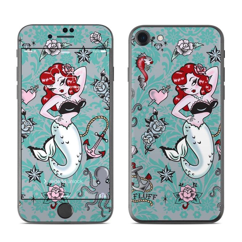 Molly Mermaid iPhone 7 Skin