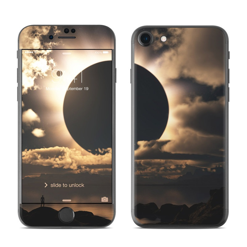 Moon Shadow iPhone 7 Skin