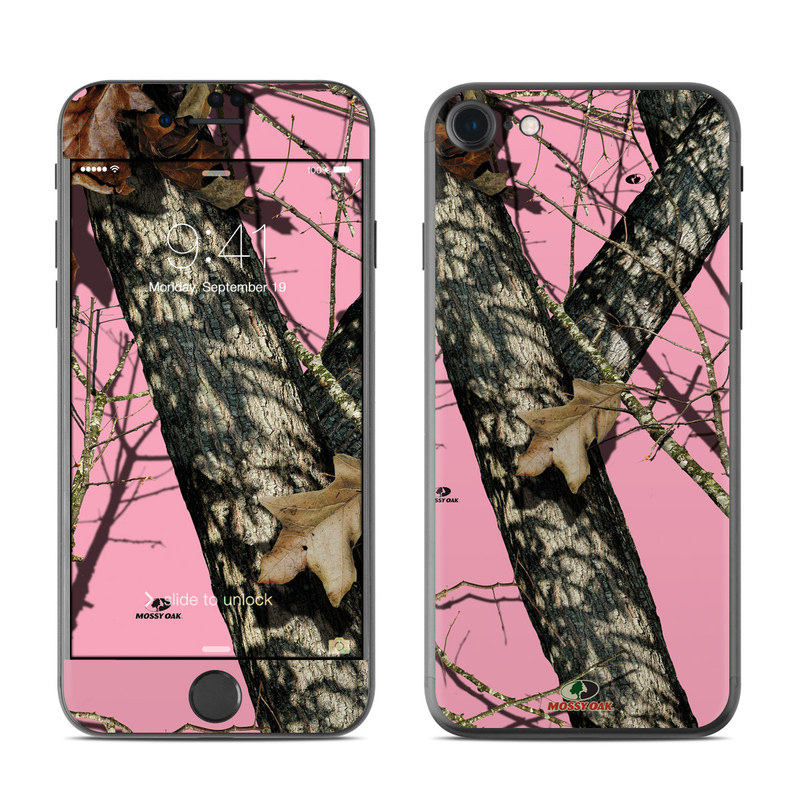 Break-Up Pink iPhone 7 Skin