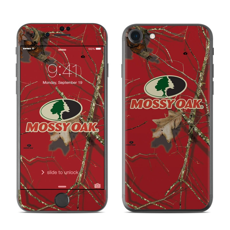 Break-Up Lifestyles Red Oak iPhone 7 Skin
