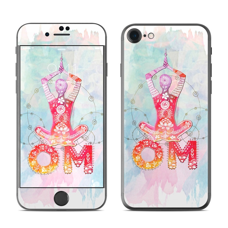 Om Spirit iPhone 7 Skin