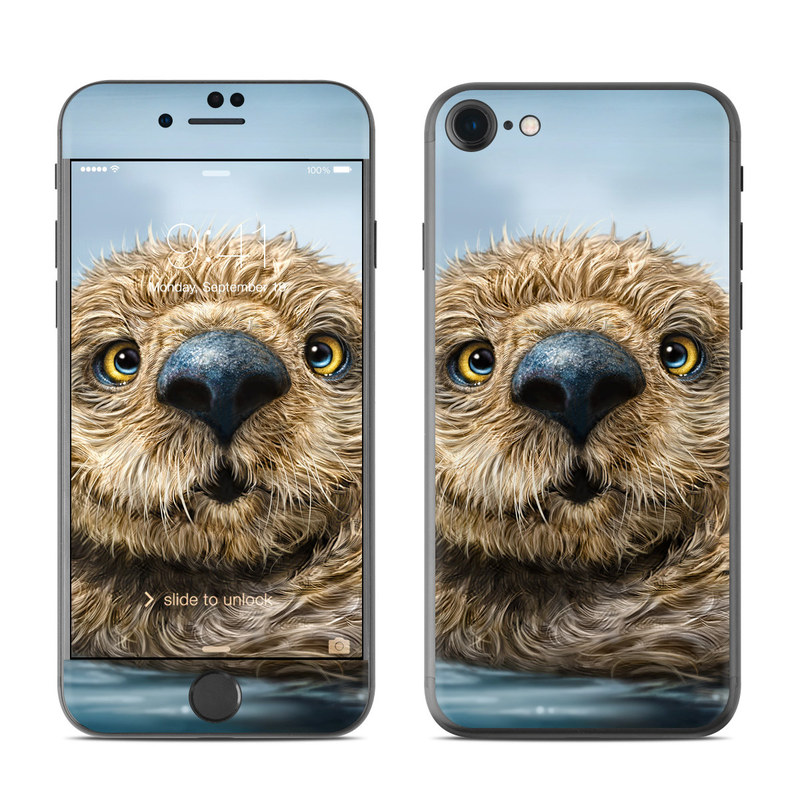 Otter Totem iPhone 7 Skin