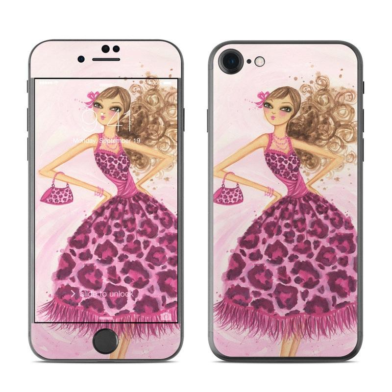 Perfectly Pink iPhone 7 Skin