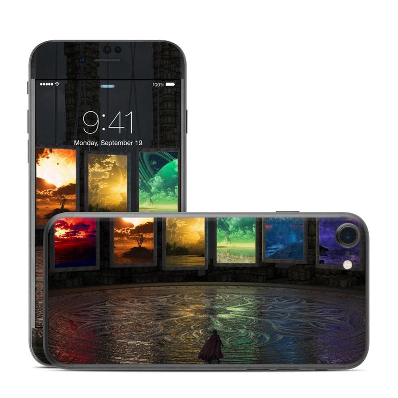Portals iPhone 7 Skin