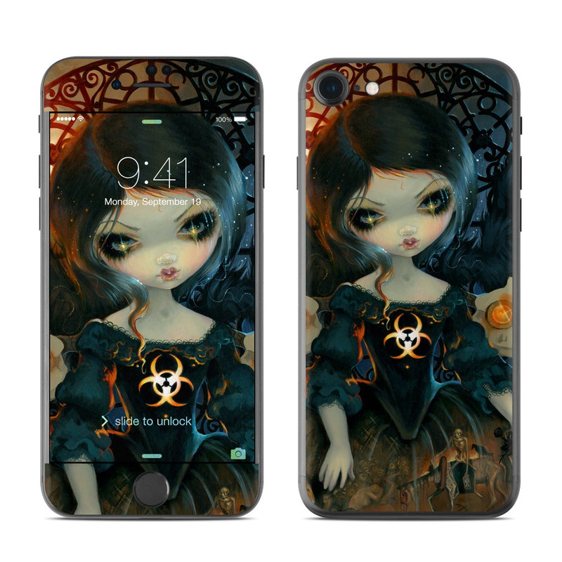 Pestilence iPhone 7 Skin