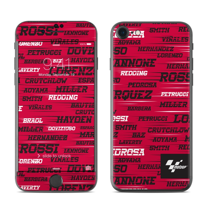 Racers iPhone 7 Skin