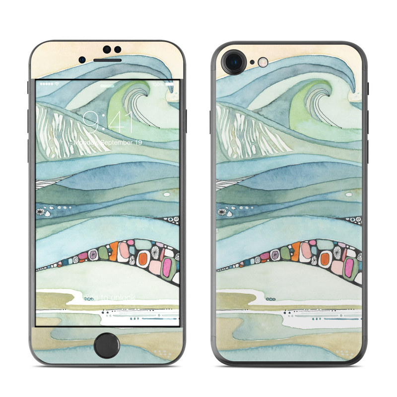 Sea of Love iPhone 7 Skin