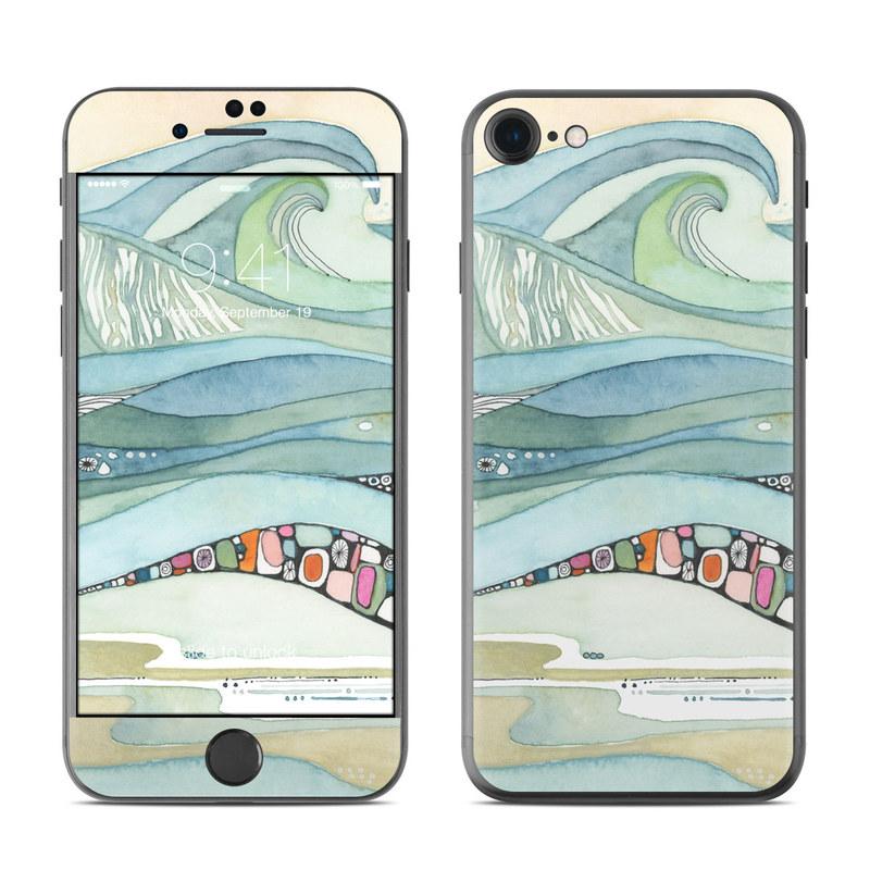 Sea of Love iPhone 7 Skin