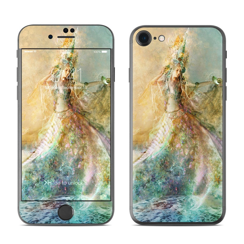 The Shell Maiden iPhone 7 Skin