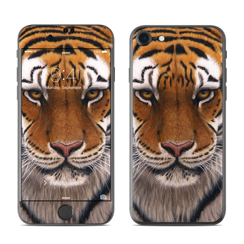 Siberian Tiger iPhone 7 Skin