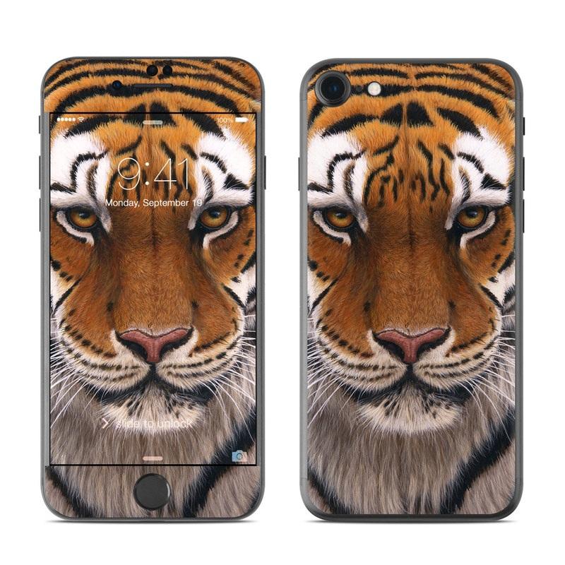Siberian Tiger iPhone 7 Skin