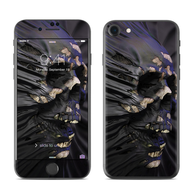 Skull Breach iPhone 7 Skin