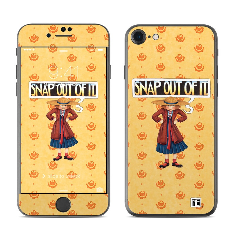 Snap Out Of It iPhone 7 Skin