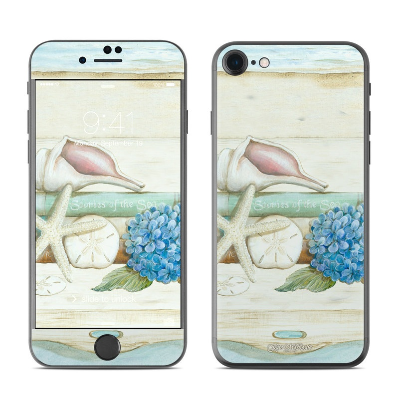 Stories of the Sea iPhone 7 Skin