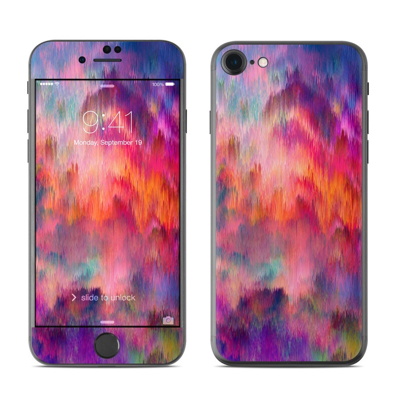 Sunset Storm iPhone 7 Skin