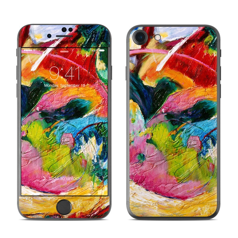 Tahiti iPhone 7 Skin