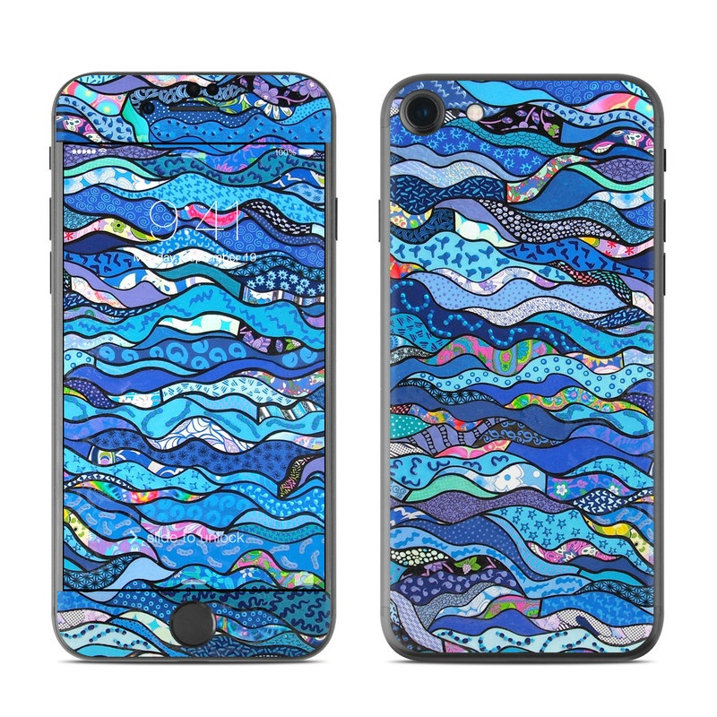 The Blues iPhone 7 Skin