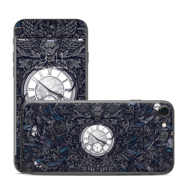 Time Travel iPhone 7 Skin