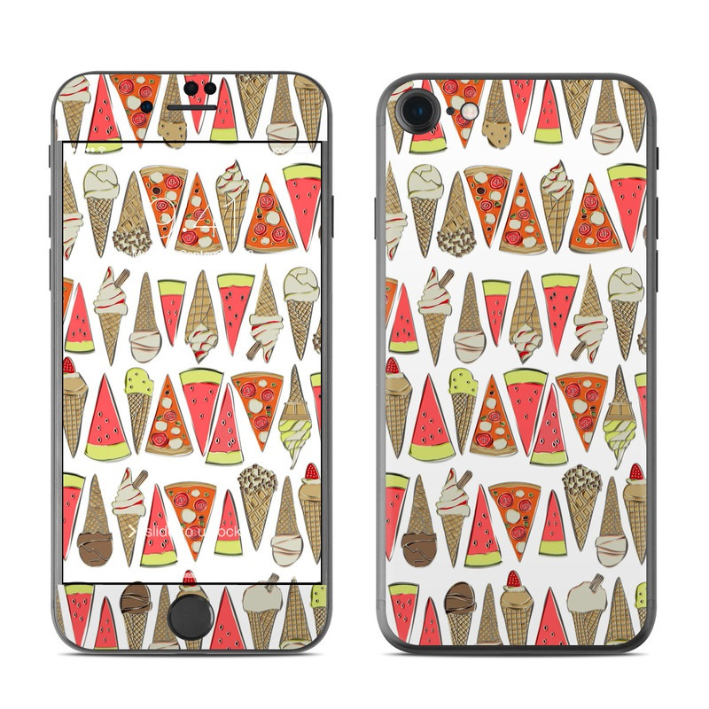 Treats iPhone 7 Skin