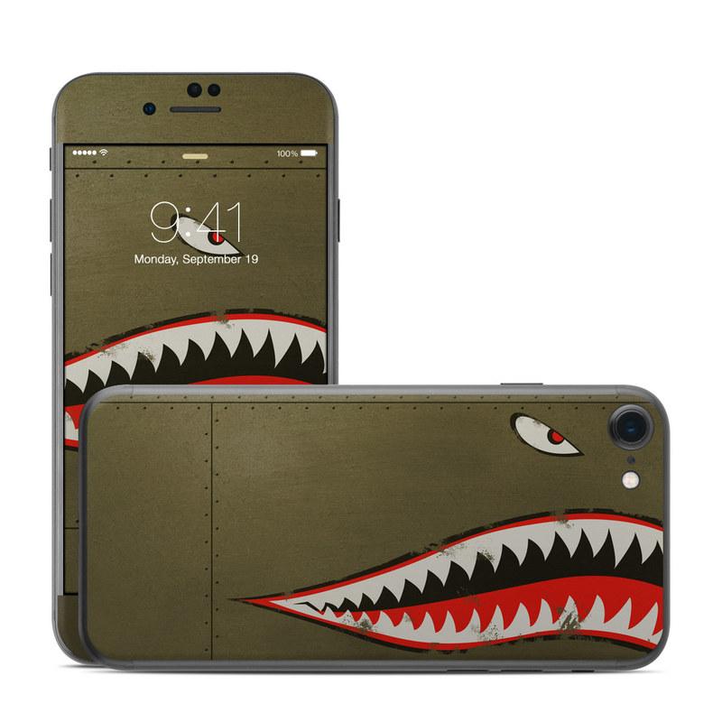 USAF Shark iPhone 7 Skin