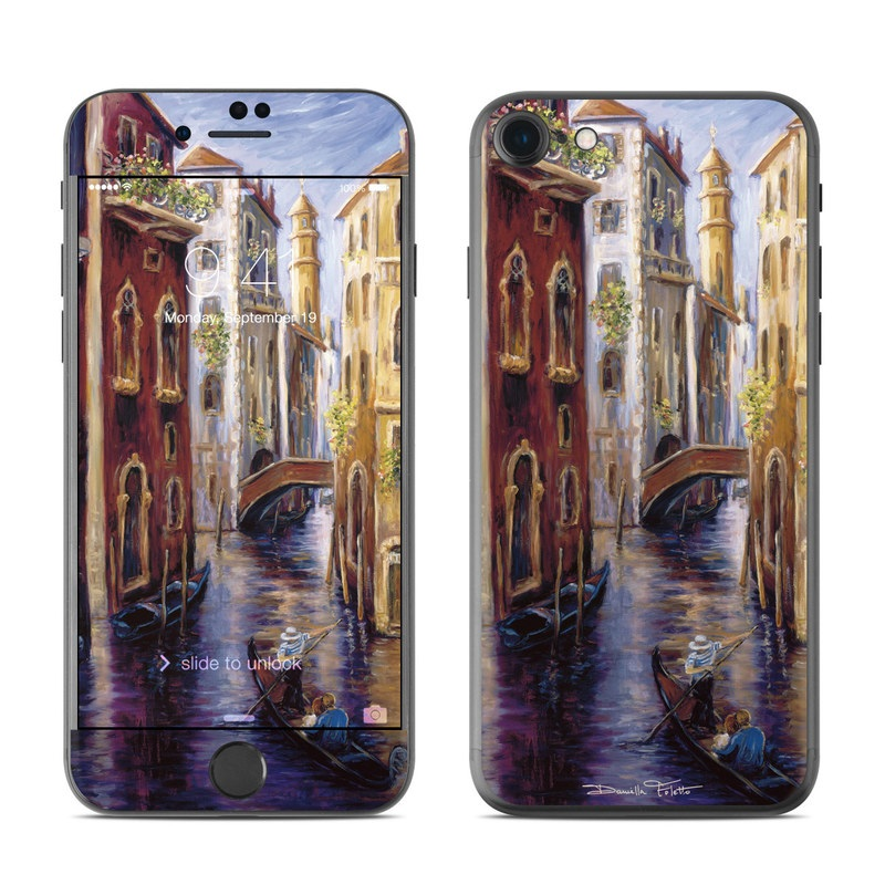 Venezia iPhone 7 Skin
