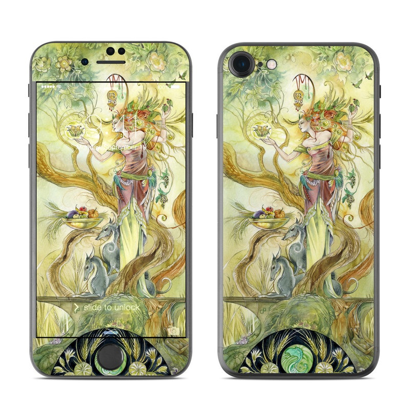 Virgo iPhone 7 Skin