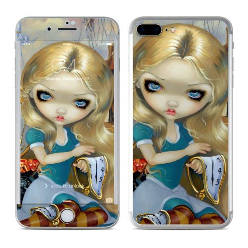 Alice in a Dali Dream iPhone 7 Plus Skin