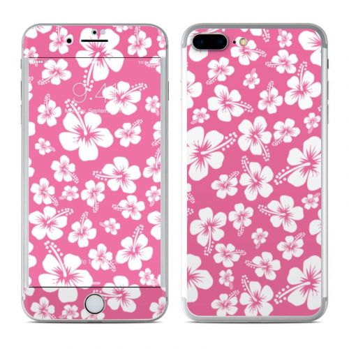 Aloha Pink iPhone 7 Plus Skin