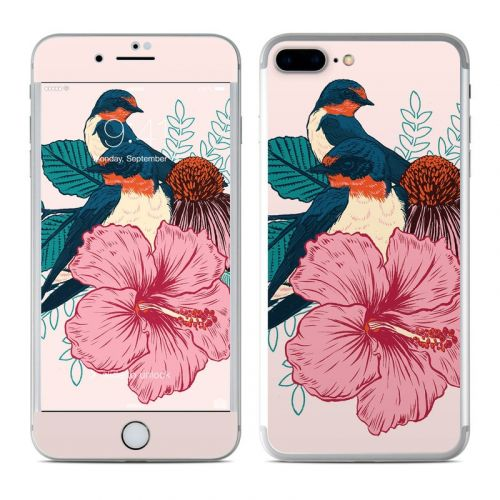 Barn Swallows iPhone 7 Plus Skin
