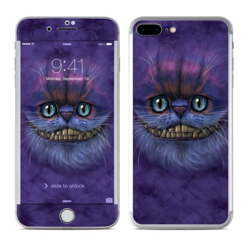 Cheshire Grin iPhone 7 Plus Skin