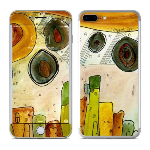 City Life iPhone 7 Plus Skin