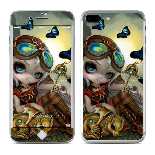 Clockwork Dragonling iPhone 7 Plus Skin