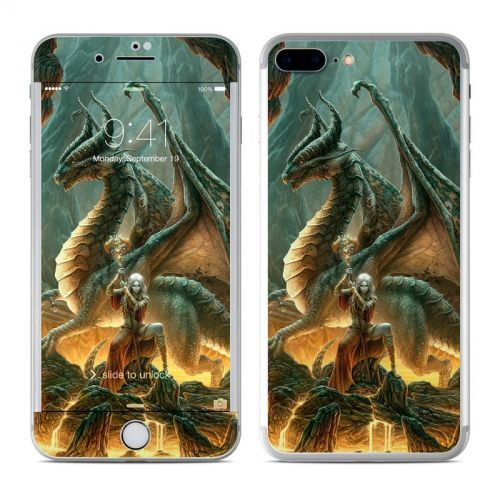 Dragon Mage iPhone 7 Plus Skin