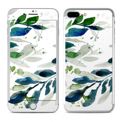 Floating Leaves iPhone 7 Plus Skin