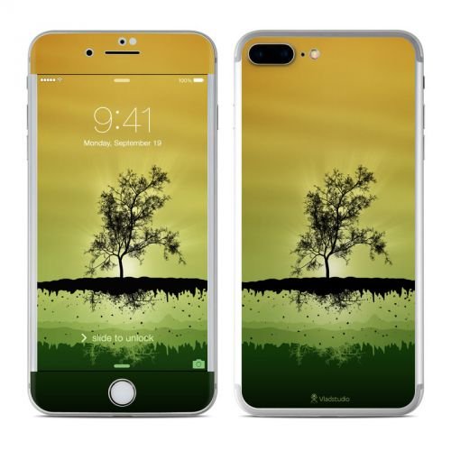 Flying Tree Amber iPhone 7 Plus Skin