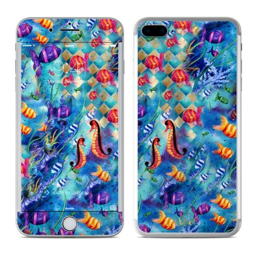 Harlequin Seascape iPhone 7 Plus Skin