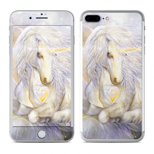Heart Of Unicorn iPhone 7 Plus Skin