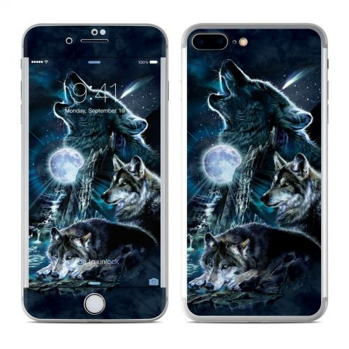 Howling iPhone 7 Plus Skin