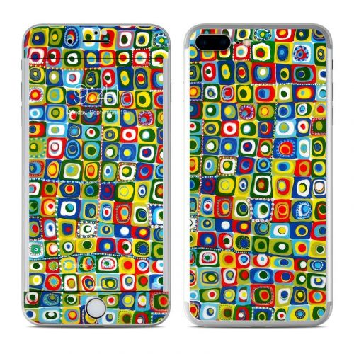 Line Dancing iPhone 7 Plus Skin