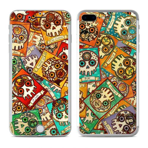 Loteria Scatter iPhone 7 Plus Skin