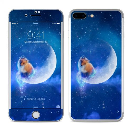 Moon Fox iPhone 7 Plus Skin