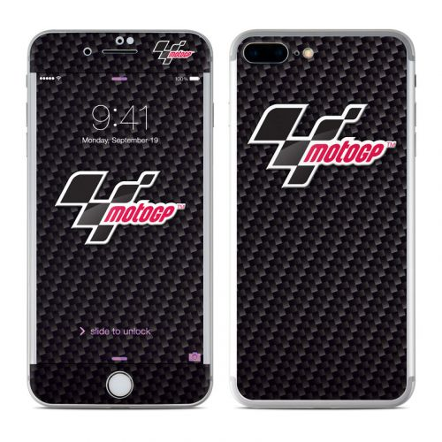 MotoGP Carbon Logo iPhone 7 Plus Skin