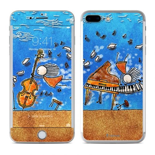 Music is Power iPhone 7 Plus Skin