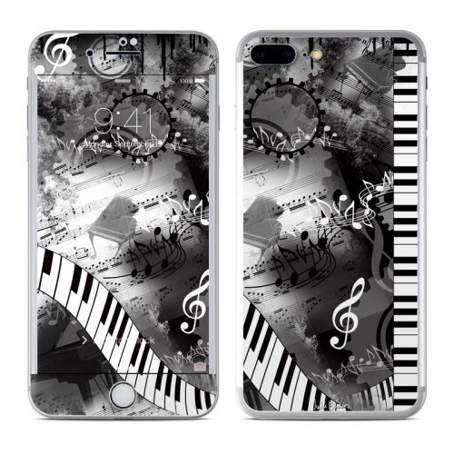 Piano Pizazz iPhone 7 Plus Skin