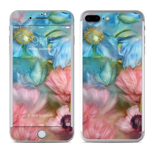 Poppy Garden iPhone 7 Plus Skin