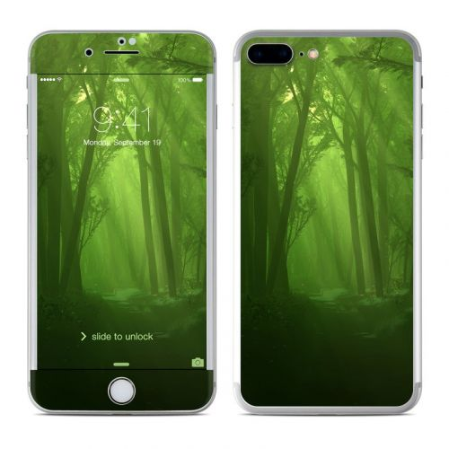 Spring Wood iPhone 7 Plus Skin
