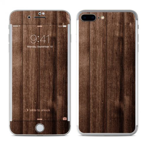 Stained Wood iPhone 7 Plus Skin