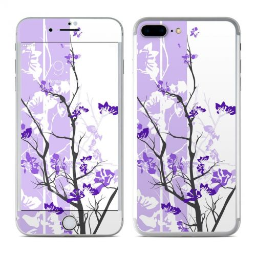 Violet Tranquility iPhone 7 Plus Skin