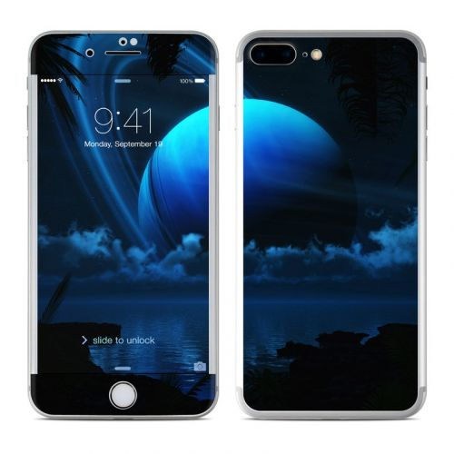 Tropical Moon iPhone 7 Plus Skin