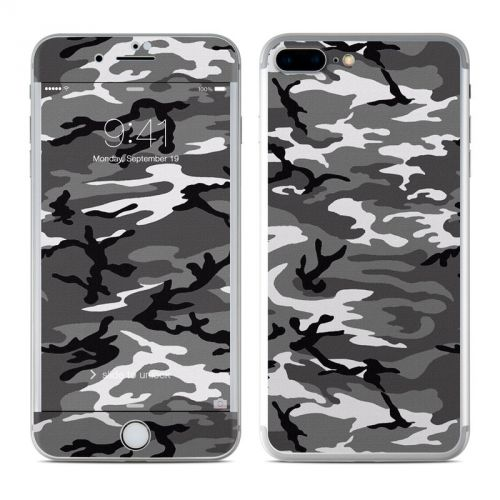 Urban Camo iPhone 7 Plus Skin